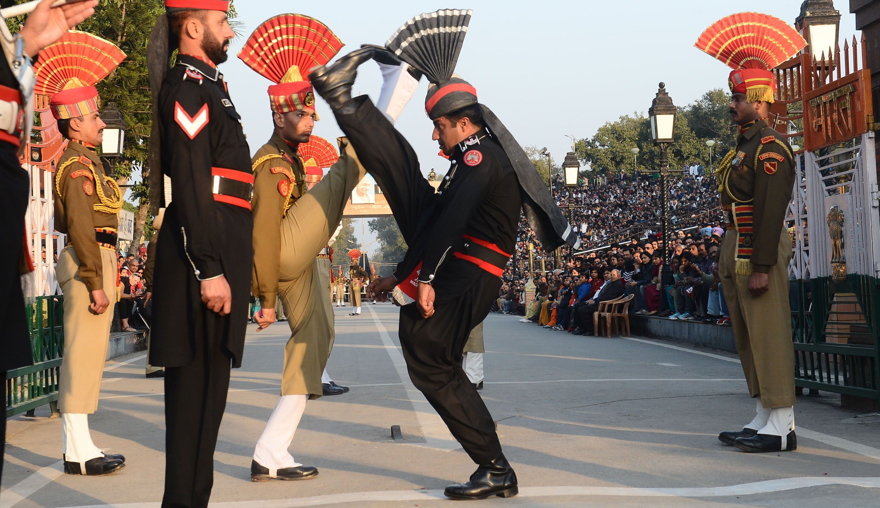 Rising within the Pakistan Military