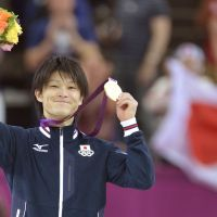 Practice makes perfect: Gold-medal winning gymnast Kohei Uchimura has said 'I don't believe in God. I never had lucky charms. All I believe in is practice.' | KYODO