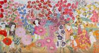 Details from Henry Darger's life work, 'The Story of the Vivian Girls.' | COURTESY OF THE HARA MUSEUM OF CONTEMPORARY ART