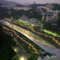 Ewha Campus Centre, Seoul (2004-08) | ANDRE MORIN; DPA; ADAGP