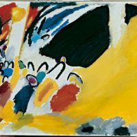 The Kandinsky narcissistic blues