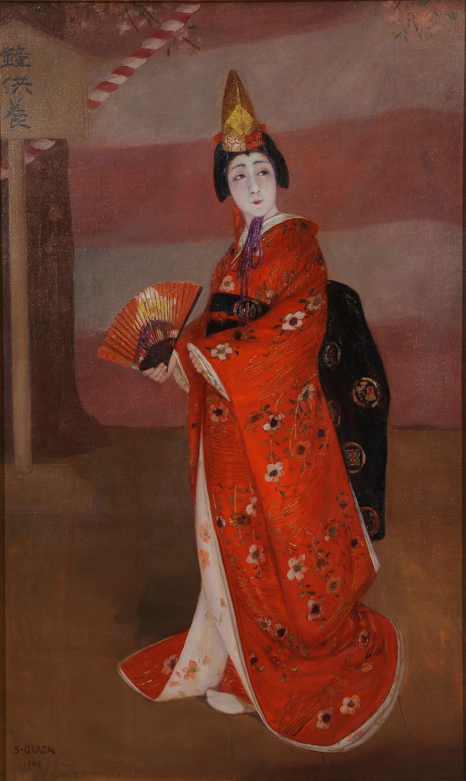 'Masterpieces of the Kabuki-za Theater Collection'