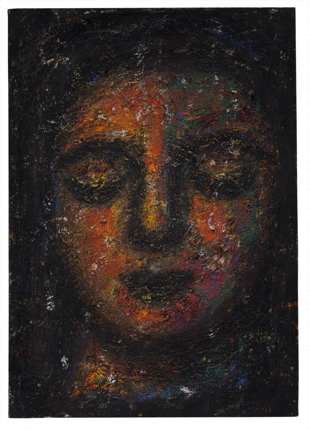 'Megami (Muse)' (1998) by Kazuo Ishii | PRIVATECOLLECTION