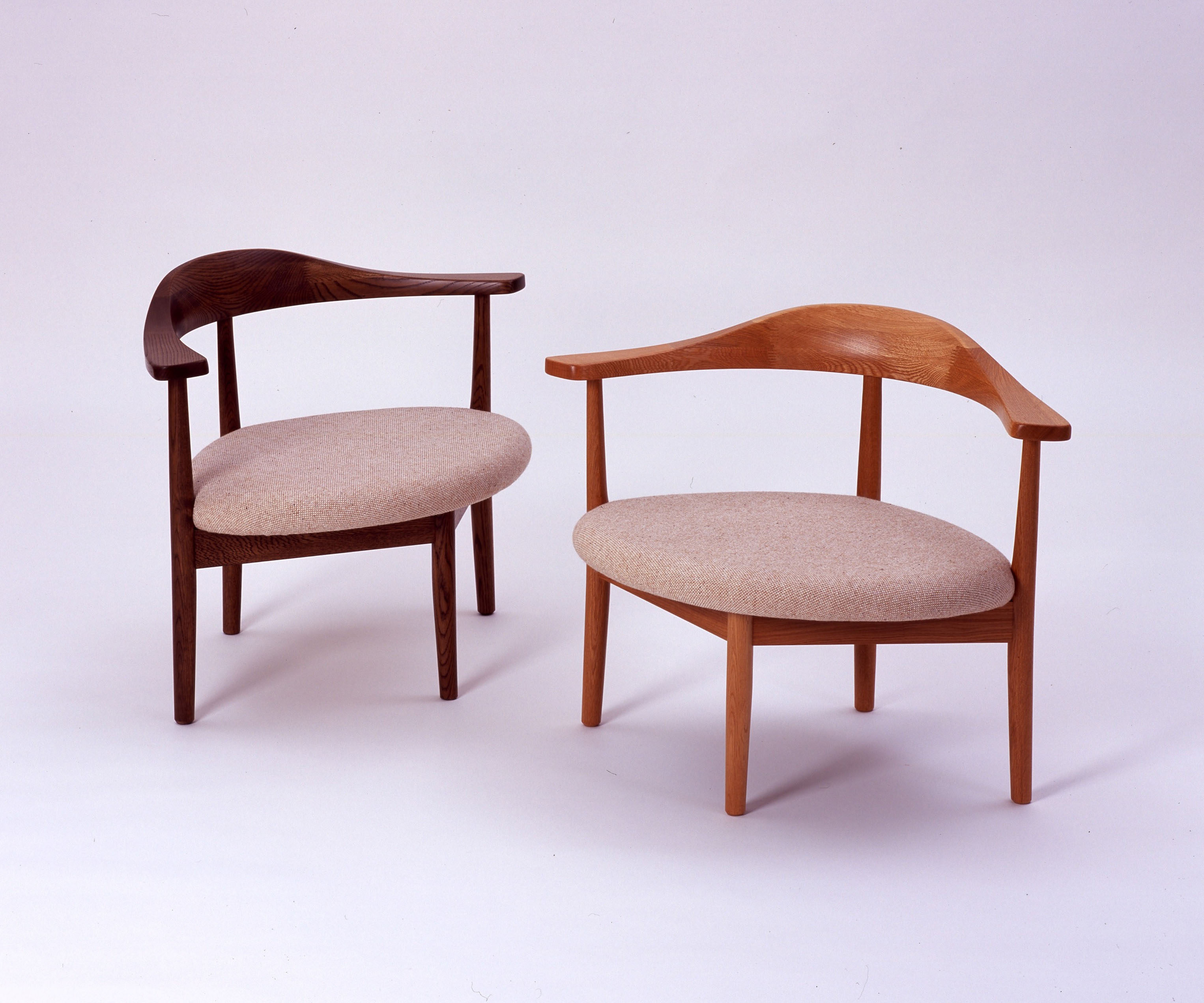 'Chairs for Men' (1985), designed by Yoshio Akioka