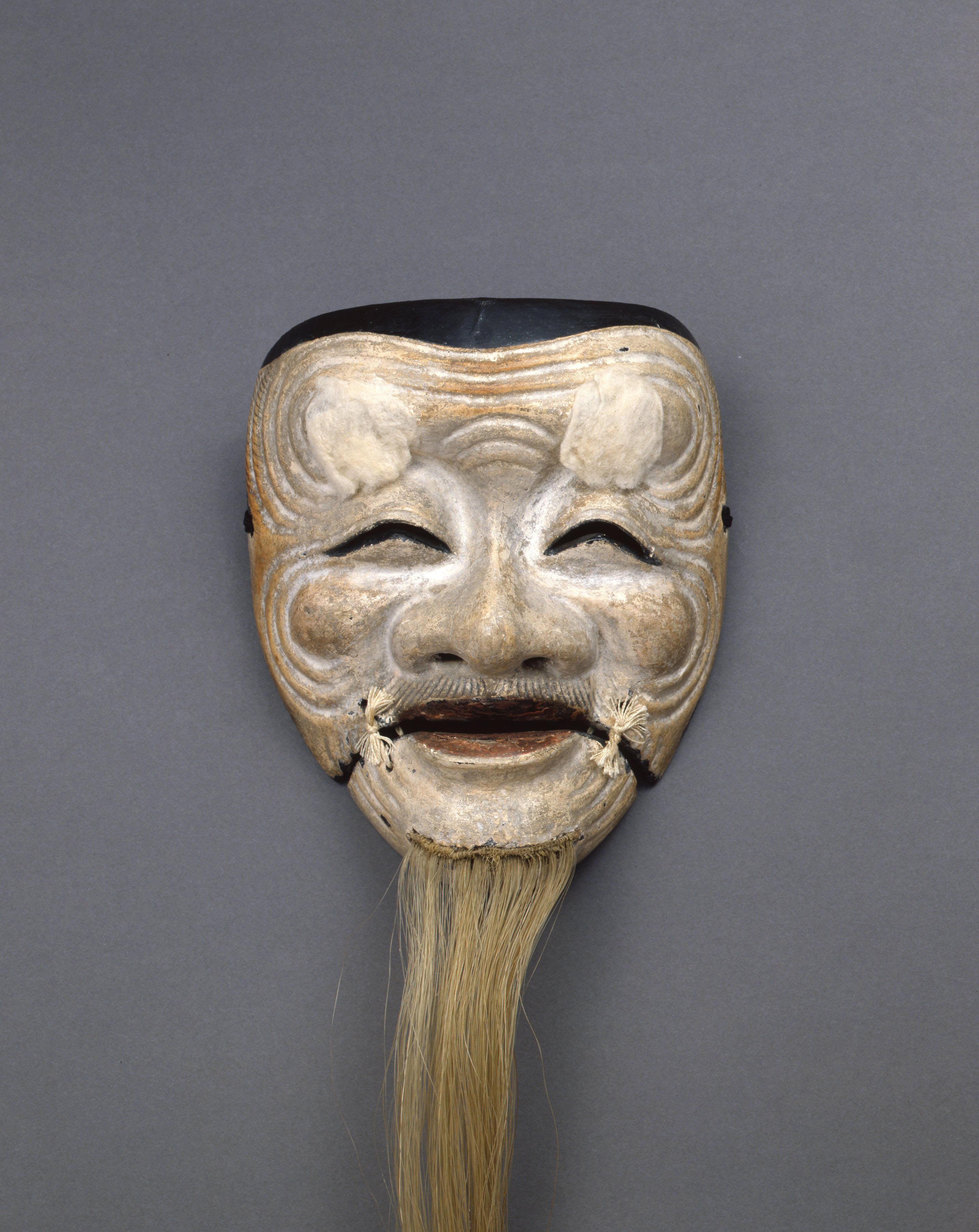 'Noh Masks and Costumes from the Mitsui Collection'