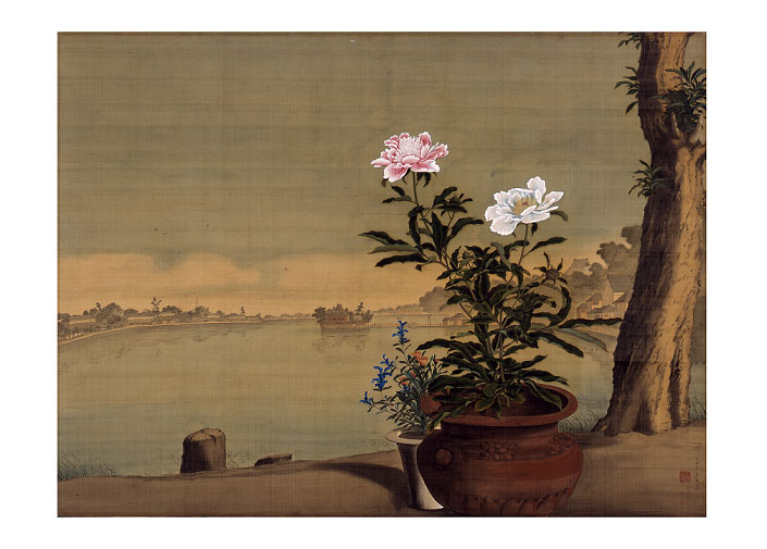 history of japanese painting odano naotake essay Works from the exhibition: in the mid-edo period, odano naotake  in fields  ranging from natural history to popular fiction and was also an inventor of note,   wrote japan's first treatises on western-style painting, the gaho koryo(summary  of.