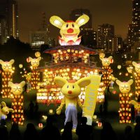 Take a break from reality at Roppongi Art Night