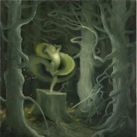 Naturally spiritual: 'Stubborn Tree Spirit' (2012) . | COURTESY OF TOMIO KOYAMA GALLERY