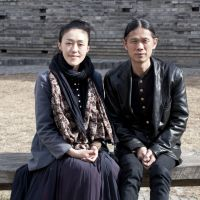 Great partners: Art photographers RongRong and inri at the Three Shadows Art Photography Centre' in Beijing. | LAURA FITCH