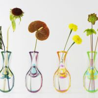 Sprouting new ideas: 'Hope Blossoming Forever' vases by Draft's D-Bros.