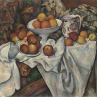 Fruits of personal style (above): 'Apples and Oranges' (ca.1899) | MUSEE D'ORSAY, PARIS © RMN (MUSEE D'ORSAY)/HERVE LEWANDOWSKI, DISTRIBUTED BY AMF