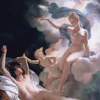 Neoclassical brilliance: 'Morpheus and Iris' (1811) by Pierre-Narcisse Guerin. | &#169; THE STATE HERMITAGE MUSEUM, ST. PETERSBURG, 2012