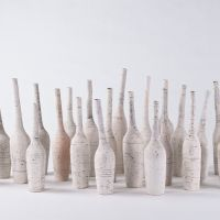 In conversation: Ani Kasten's 'Birch Bottle Forest' | &#169; ANI KASTEN, COURTESY OF TOMIO KOYAMA GALLERY