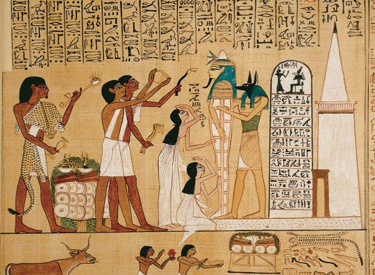 death marks beginning of life in ancient egypt the japan