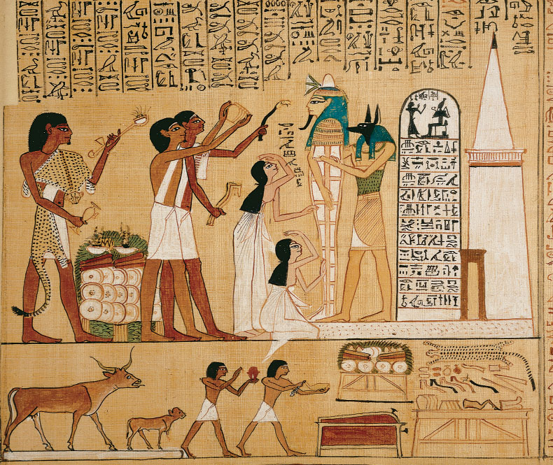 Ancient Egyptian Servants - Discovery Education