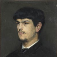 'Claude Debussy' by Marcel Baschet (1884) | © RMN (MUSEE D'ORSAY) HERVE LEWANDOWSKI/DISTRIBUTED BY AMF