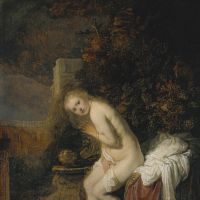 In the spotlight: 'Susanna' (1636) by Rembrandt van Rijn | ROYAL PICTURE GALLERY MAURITSHUIS