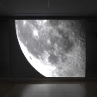 Taro Shinoda's 'LRTT (Lunar Reflection Transmission Technique)' (2007) | COURTESY OF TAKA ISHII GALLERY