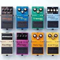'Boss Compact Effector Series' | ROLAND CORPORATION (SHIZUOKA PREFECTURE).