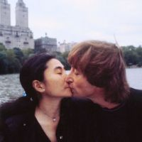 The kiss: 'John Lennon, Yoko Ono' (1980) 