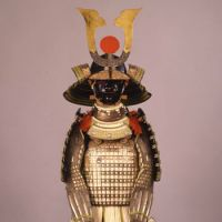 Gusoku helmet and suit of armor (17th century)