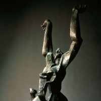 Ossip Zadkine's 'Destroyed City' (1951)