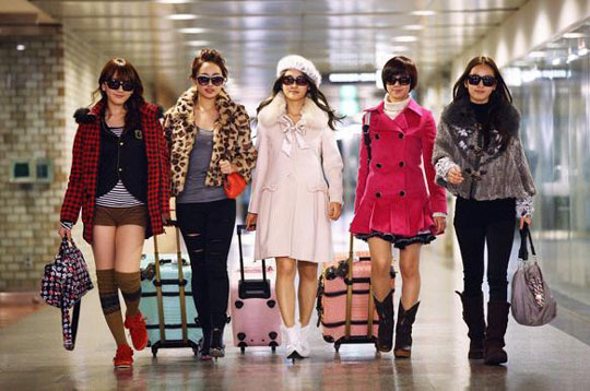 K-pop takes on the world while J-pop stays home