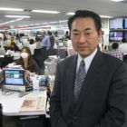 Planning pays off as NHK takes its quake news global