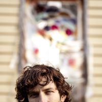 Man in the mirror: Wally De Backer, aka Gotye, is searching for a 'certain human energy' he feels is lacking from his latest album. | CYBELE MALINOWSKI