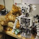 Up close and personal with MIT robots