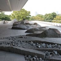Canada's hanging garden of stone in Japan