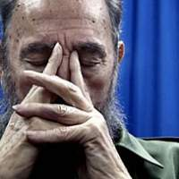 Cuban President, Fidel Castro in Oliver Stones's 'Comandante' | (C)2003-MEDIAPRODUCCION S.L. 2002. ALL RIGHTS RESERVED.
