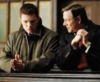Ryan Phillipe (left) and Chris Cooper in 'Breach' ® © 2007 UNIVERSAL STUDIOS. ALL RIGHTS RESERVED