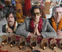 Jason Schwartzman, Adrien Brody and Owen Wilson in 'The Darjeeling Limited'  © TWENTIETH CENTURY FOX FILM CORPORATION
