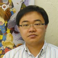 Hiroyuki Sakurada, one of the producers of the current anime 'GeGeGe' serie