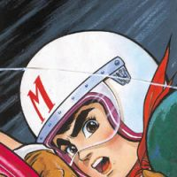 Go Mifune, the main character in 'Mahha GoGoGo,' was renamed Speed Racer in the West. | © TATSUNOKO PRO.