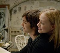 Jim Sturgess and Evan Rachel Wood