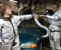 Silver swedes: Jack Black and Mos Def | © NEWLINE PRODUCTIONS/JUNKYARD PRODUCTIONS