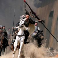 Horseplay: 'Red Cliff' marks John Woo's return to Chinese cinema after a long career in Hollywood. | © 2008 THREE KINGDOMS LTD. © BAI XIAOYAN