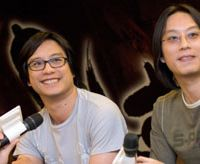 Young blood: The Pang Brothers represent a younger generation of Chinese filmmakers crossing over to the West. | AP PHOTO
