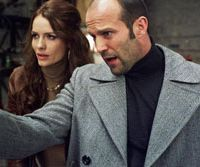 Jason Statham and Saffron Burrows in 'The Bank Job' | &#169; 2007 BANKER STREET INVESTORS, LLC. ALL RIGHTS RESERVED