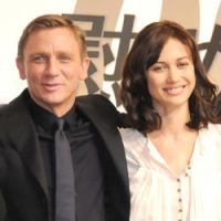 Daniel Craig and Olga Kurylenko | SATOKO KAWSAKI PHOTO