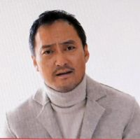 Reaching out: Actor Ken Watanabe  makes an appeal for messages of support for victims of the Tohoku-Kanto Earthquake on his new website, kizuna311.com. | WWW.KIZUNA311.COM
