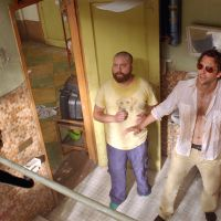 Unfinished monkey business: More moronic japes and lazy jokes as Alan (Zach Galifianakis), Phil (Bradley Cooper) and Stu (Ed Helms) decamp to Bangkok in 'The Hangover Part II.' | © 2011 WARNER BROS. ENTERTAINMENT INC. AND LEGENDARY PICTURES