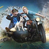 World of adventure: 'The Adventures of Tintin' brings to the big screen Tintin, Captain Haddock, Snowy the dog and other characters from the famed comic-book series by Belgian writer Herge. | (C) 2011 PARAMOUNT PICTURES. ALL RIGHTS RESERVED