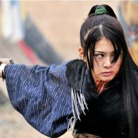 Sword play: Like the 'Pirates of the Caribbean' series before it, 'Shinobido' is based on a theme-park attraction — in this case, the Grand Ninja Theater at Edo Wonderland Nikko Edomura in Tochigi Prefecture. | © 2011 EDO WONDERLAND Studio