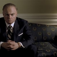 Polarizing performance: Leonardo DiCaprio plays feared FBI Director J. Edgar Hoover in the film, 'J. Edgar.' Hoover is remembered by many as a man who curtailed liberty in the United States, but director Clint Eastwood was more interested in presenting a nonpartisan image of the man. | (C) 2011 WARNER BROS. ENTERTAINMENT INC.