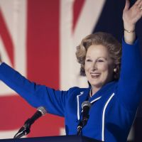 Girl power: Not to be mistaken for a sequel to 'Iron Man,' 'The Iron Lady' portrays long-serving British Prime Minister Margaret Thatcher in a surprisingly flattering light. | © 2011 Pathe Productions Limited , Channel Four Television Corporation and The British Film Institute.