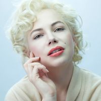 Luscious look-alike: Michelle Williams was nominated for a Best Actress Oscar this year for her portrayal of Marilyn Monroe: | &#169; 2011 The Weinstein Company LLC. All Rights Reserved.