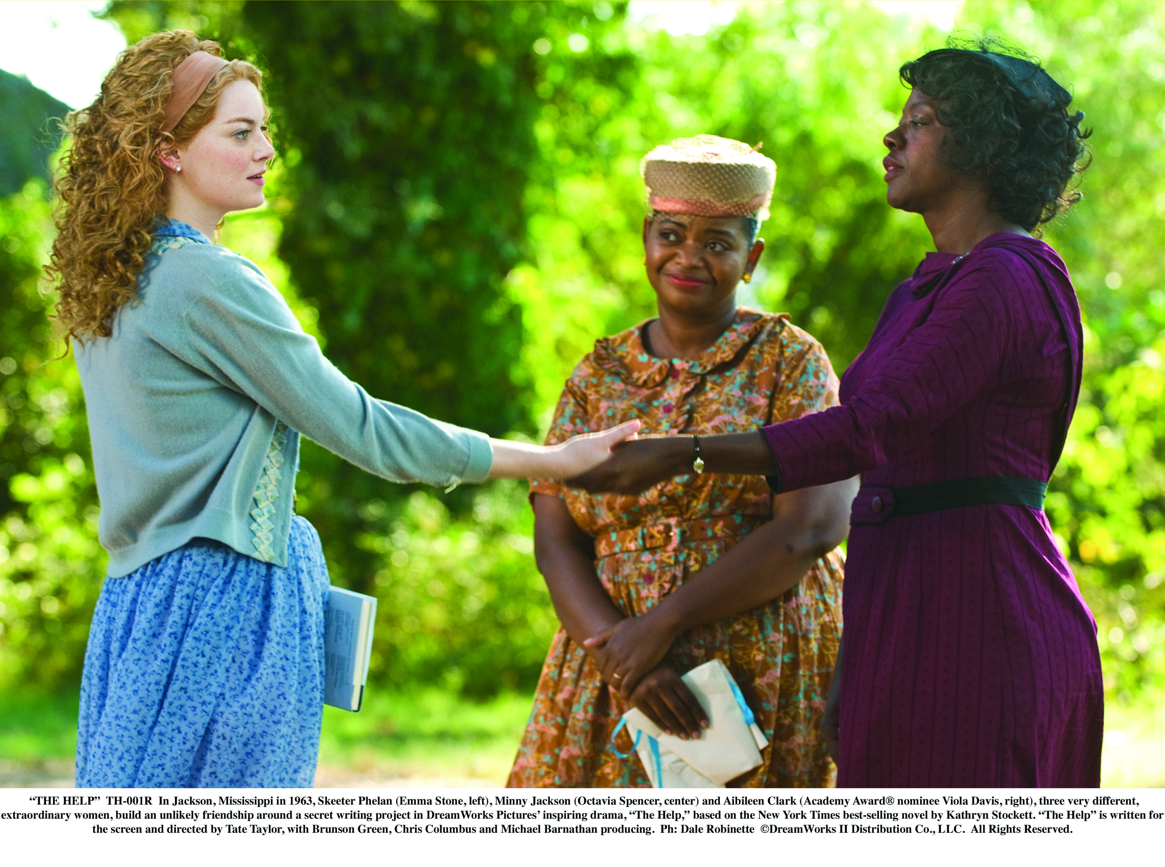 More equal than others: Set in 1960s Mississippi, Oscar winner 'The Help' revisits the racial divide of the era. | © DreamWorks II Distribution Co., LLC. All Rights Reserved.